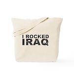 I Rocked Iraq Tote Bag
