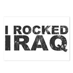 I Rocked Iraq Postcards (Package of 8)