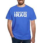 I Rocked Iraq Dark T-Shirt