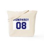 Pumphrey 08 Tote Bag