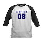 Pumphrey 08 Kids Baseball Jersey