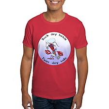 Cajun Crawfish Dark T-Shirt