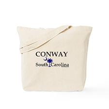 Conway South Carolina Tote Bag