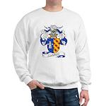 Llanos Family Crest Sweatshirt