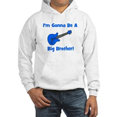 Gonna Be Big Brother - Blue G Hoodie
