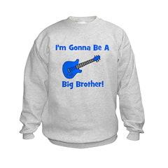 Gonna Be Big Brother - Blue G Sweatshirt