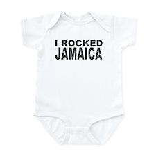 I Rocked Jamaica Infant Bodysuit