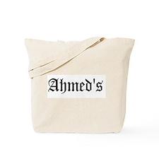 Ahmed's Tote Bag