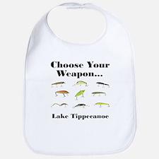 Choose your Weapon Bib
