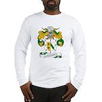Llorente Family Crest Long Sleeve T-Shirt