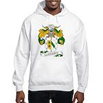 Llorente Family Crest Hooded Sweatshirt