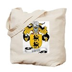 Lopez Family Crest Tote Bag