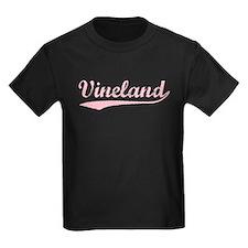 Vintage Vineland (Pink) T