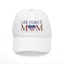 Patriotic Air Force Mom Baseball Baseball Cap