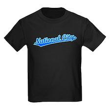 Retro National City (Blue) T