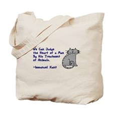 Heart of a Man... Tote Bag