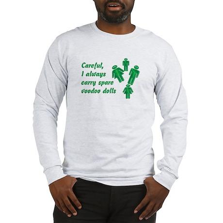 Voo Doo Green Long Sleeve T-Shirt