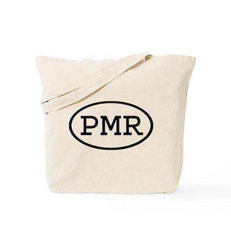 PMR Oval Tote Bag