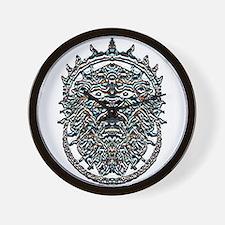 Narahari Man / Lion Wall Clock