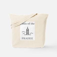 Small penis Tote Bag