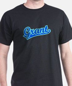 Retro Grant (Blue) T-Shirt