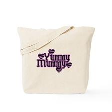 Pink Yummy Mummy Tote Bag