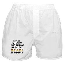 Honey Boxer Shorts