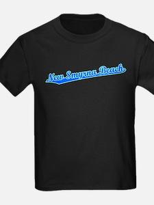 Retro New Smyrna B.. (Blue) T