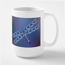 Dragonfly - Large Mug