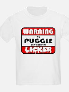 Puggle LICKER T-Shirt