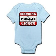Puggle LICKER Infant Bodysuit