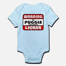Puggle LICKER Infant Bodysuit