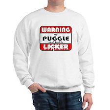 Puggle LICKER Sweatshirt