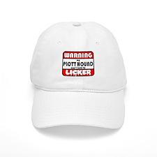 Plott Hound LICKER Baseball Cap