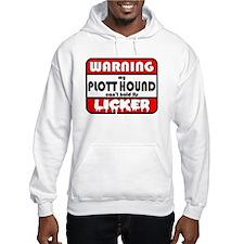 Plott Hound LICKER Hoodie