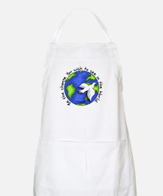 World Peace Gandhi - 2008 BBQ Apron