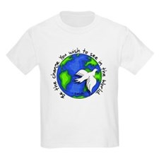 World Peace Gandhi - 2008 T-Shirt
