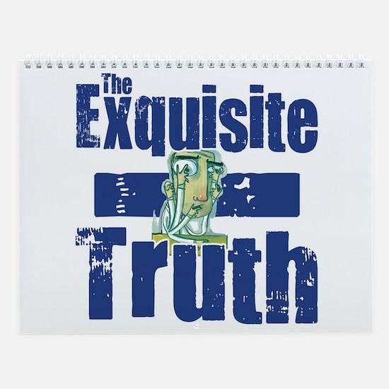 Exquisite Truth Wall Calendar