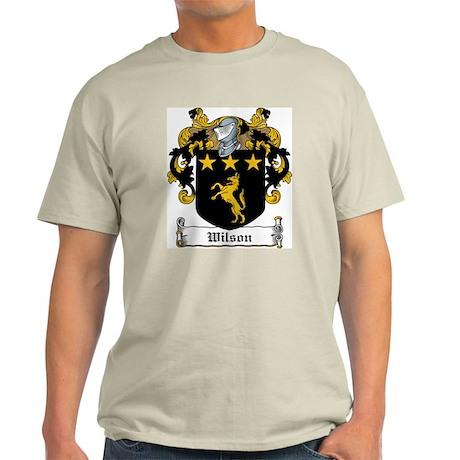 Wilson Ash Grey T-Shirt