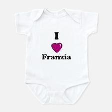Cute Box Infant Bodysuit