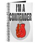 I'm A Contender Journal