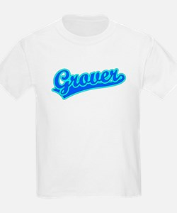 Retro Grover (Blue) T-Shirt