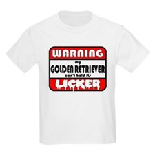Golden LICKER T-Shirt