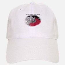 Hungover Helpful Kitty Baseball Baseball Cap