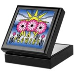 MAY FLOWERS Keepsake Box