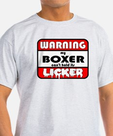 Boxer LICKER T-Shirt