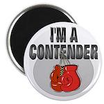 I'm A Contender Magnet