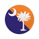 Orange Purple SC Flag 3.5
