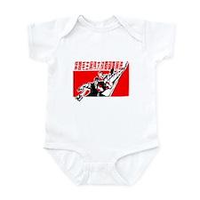 Unique Cultural revolution Infant Bodysuit