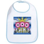 MAY FLOWERS Bib